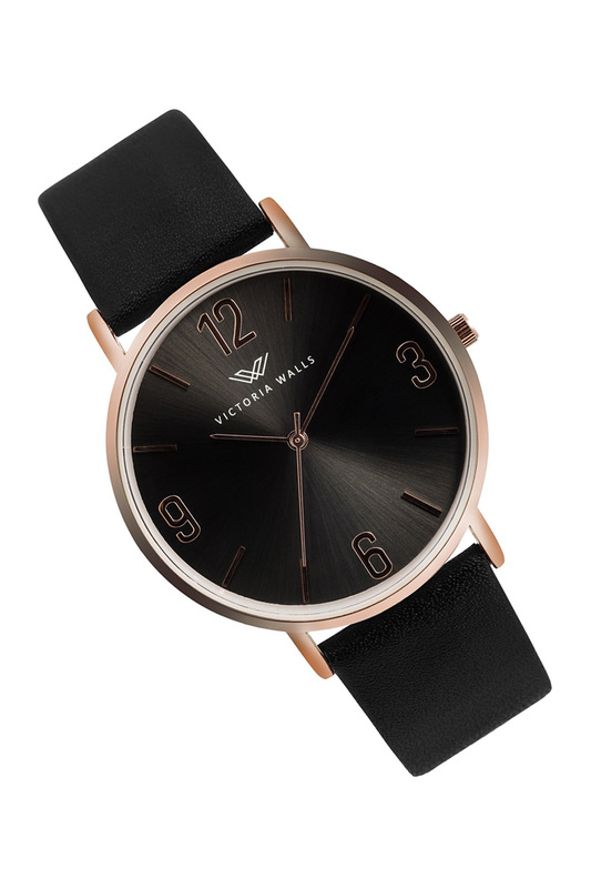 Купить WATCH VICTORIA WALLS цвет rose gold