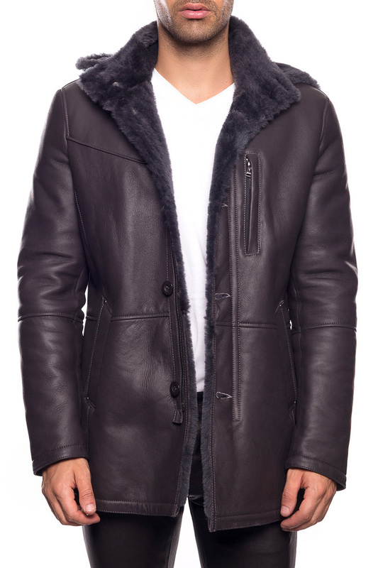 sheepskin coat Giorgio sheepskin coat