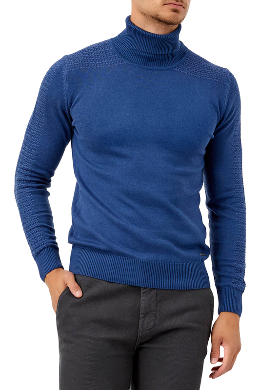 Купить Turtleneck ADZE, Dark blue