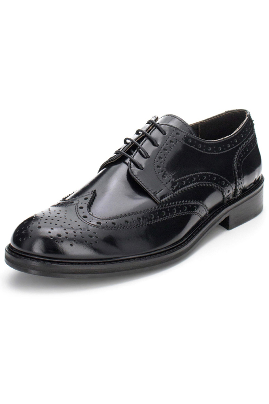 derby shoes FLORSHEIM derby shoes 2017 new mens shoes luxury brand designer genuine leather lace up black formal dress wedding oxfords derby shoes zapatos hombre