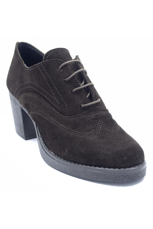 Купить ankle boots FLORSHEIM цвет dark brown