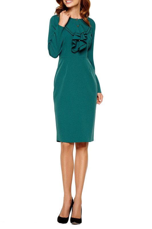 Купить DRESS LEMONIADE цвет dark green
