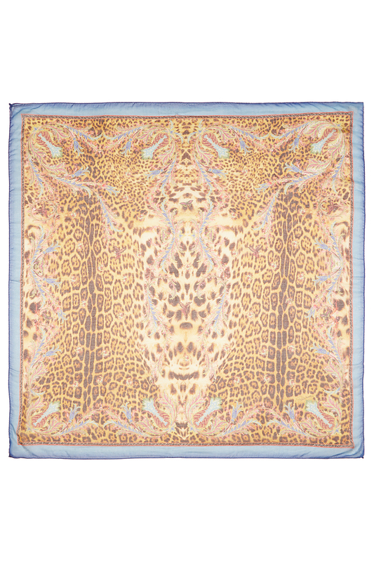shawl Roberto Cavalli shawl plus lace trim slips with shawl