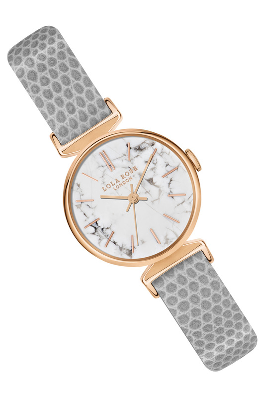 watch Lola Rose watch guou ladies fashion quartz watch women rhinestone leather casual dress women s watch rose gold crystal reloje mujer montre femme