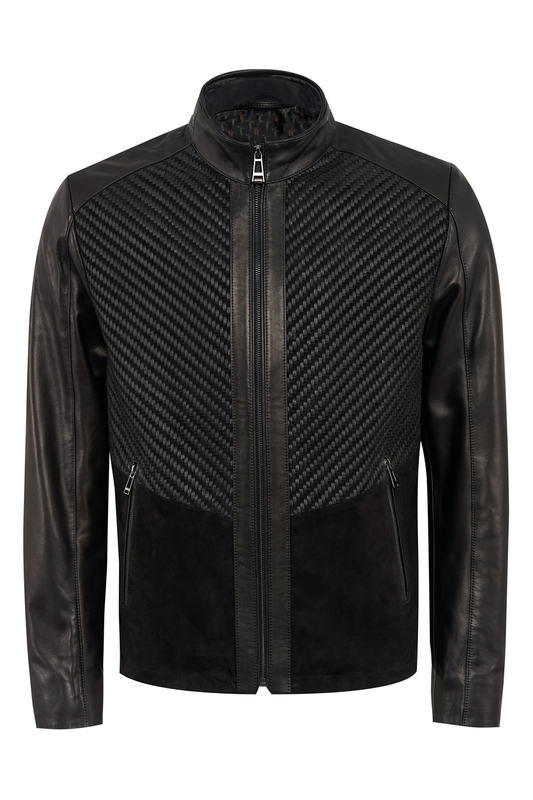 Купить Leather jacket Gilman One, Black