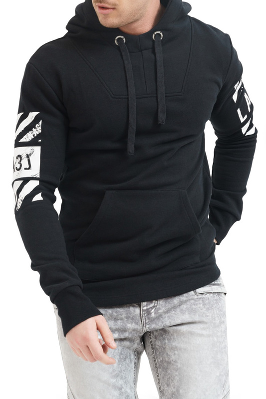 hoodie TRUEPRODIGY hoodie clothes graphic striped hoodie