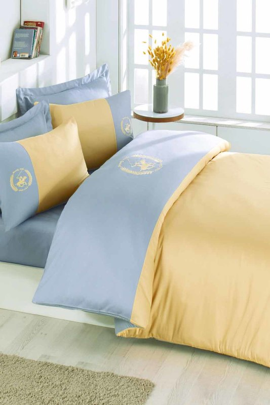 Double Quilt Cover Set Beverly Hills Polo Club Double Quilt Cover Set гель для душа 200 мл 4711 acqua colonia 8 марта женщинам