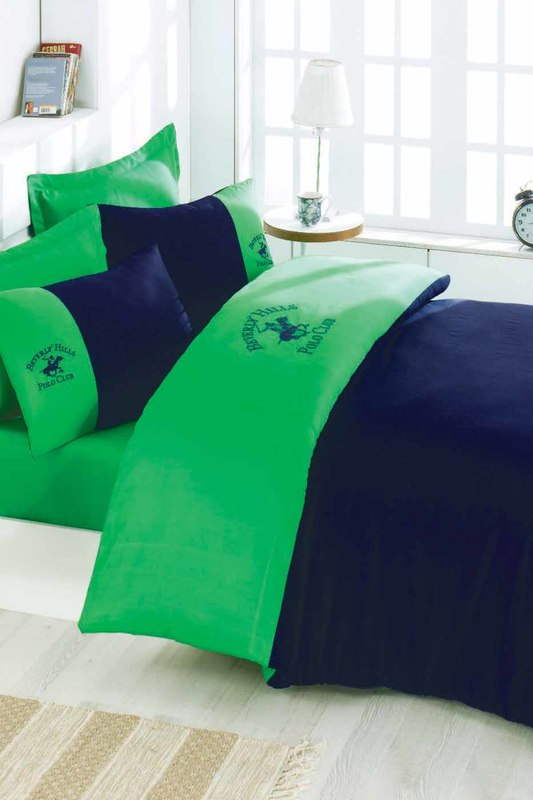 Double Quilt Cover Set Beverly Hills Polo Club Double Quilt Cover Set цена