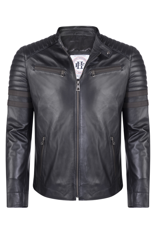 Leather Jacket FELIX HARDYLeather Jacket