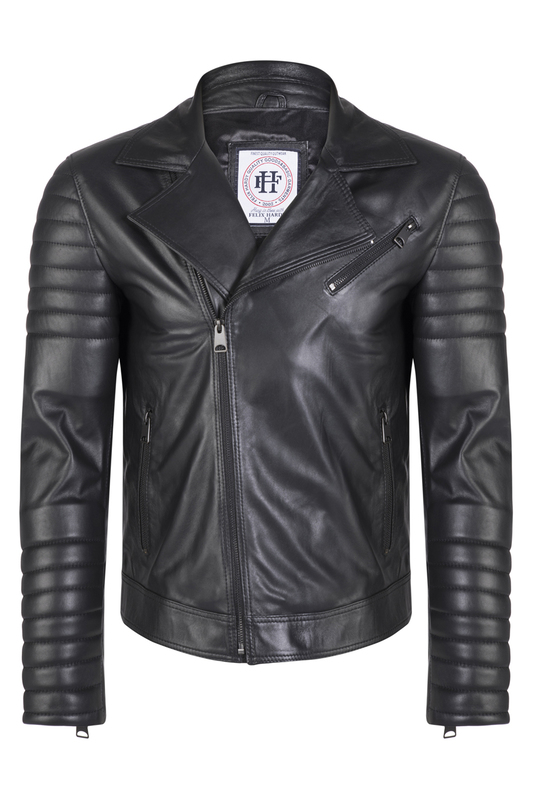 Leather Jacket FELIX HARDY Leather Jacket брюки european culture брюки