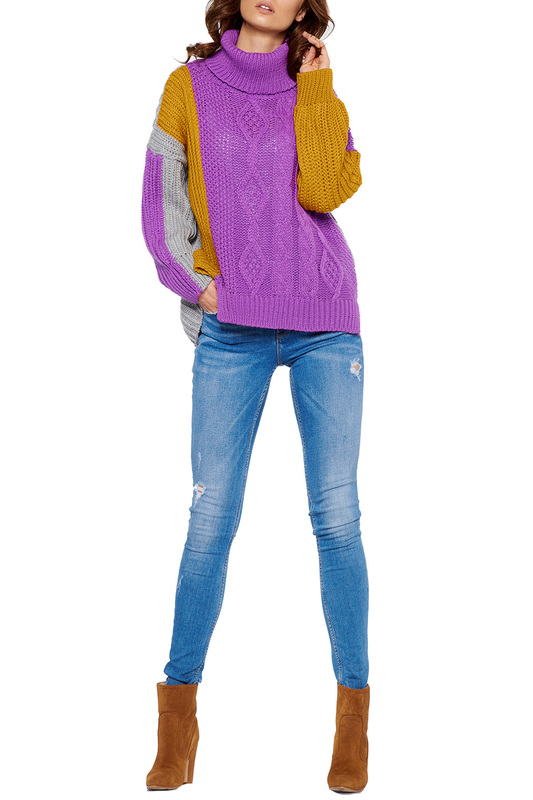 Купить SWEATER Lemoniade, VIOLET
