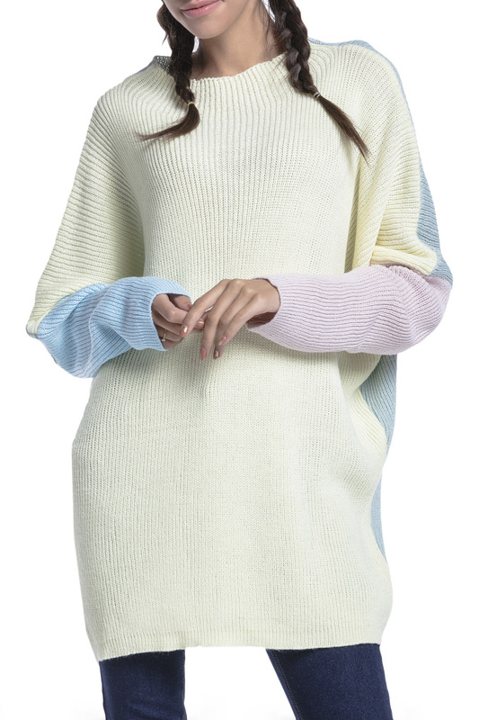 Купить Sweater FOBYA, Yellow