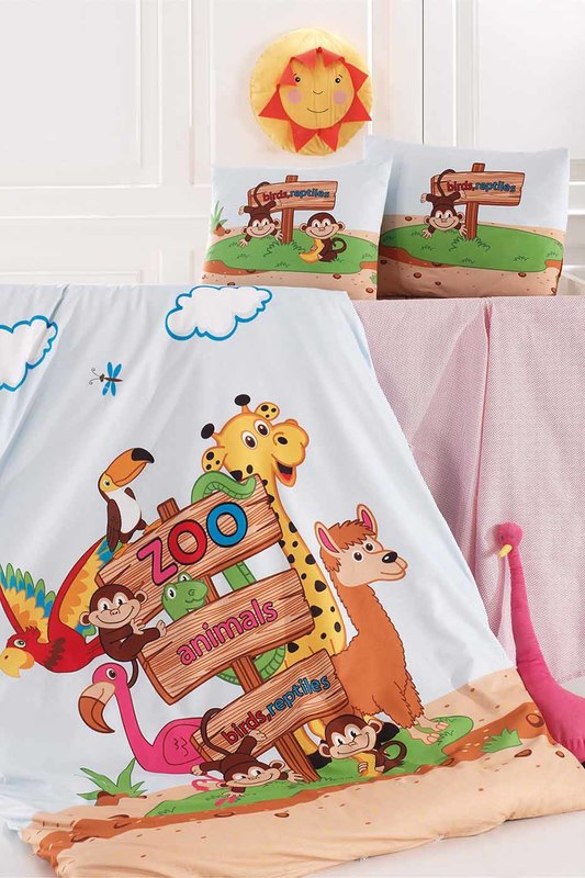 Baby Quilt Cover Set NAZENIN HOMEBaby Quilt Cover Set