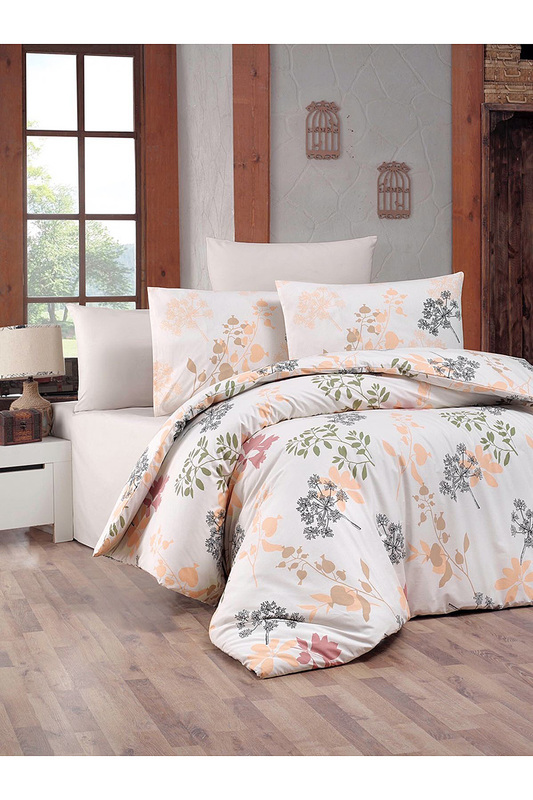 Double Quilt Cover Set Victoria Double Quilt Cover Set