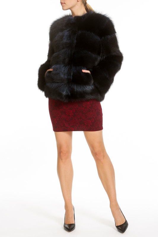 short fur coat Manakas Frankfurt short fur coat fur coat giorgio fur coat