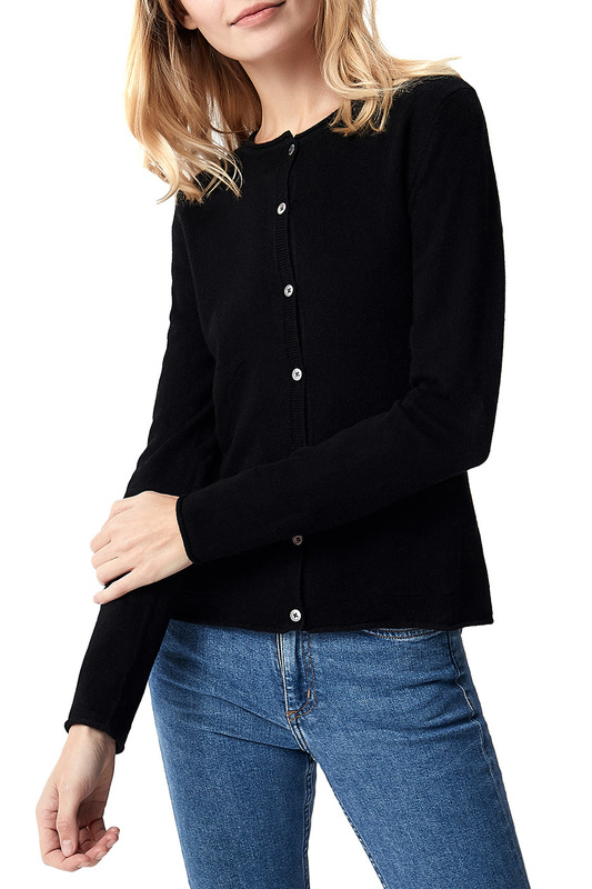 cardigan MANODE cardigan zip up jaquard sweater cardigan