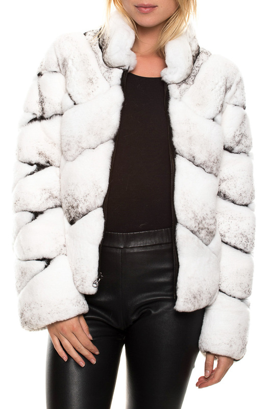 Fur short coat Giorgio Fur short coat