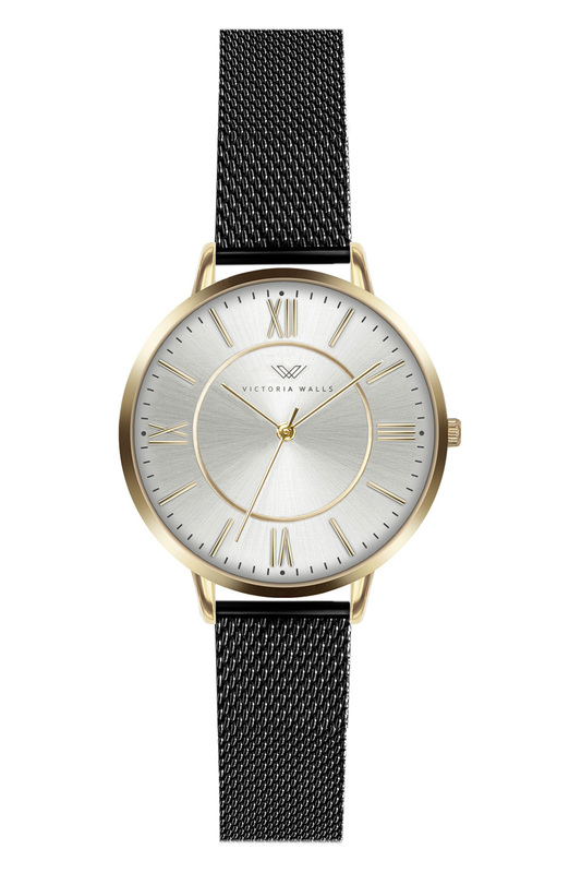 Купить watch VICTORIA WALLS цвет black