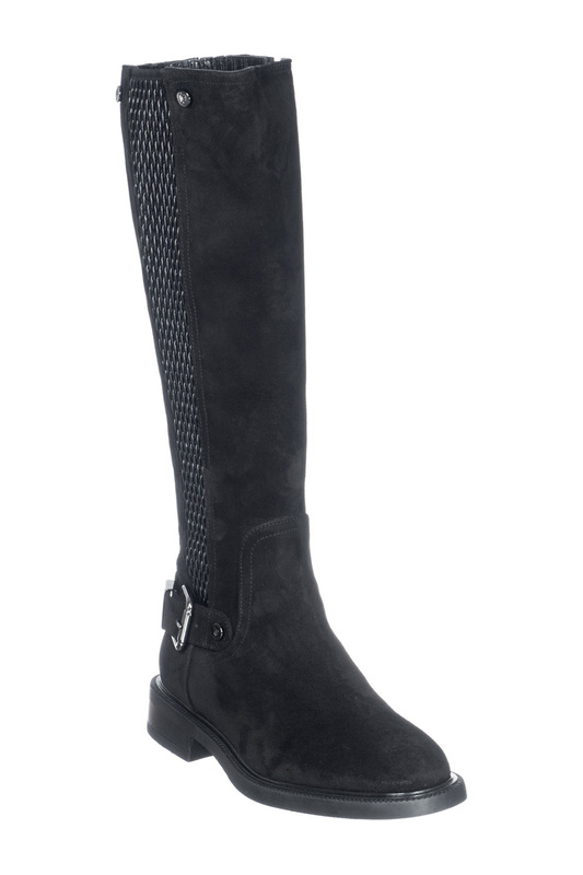 high boots Loretta Pettinari high boots side zipper pu thigh high boots