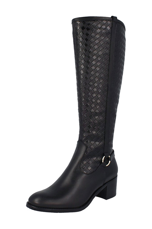 high boots ROBERTO BOTELLA high boots heart pattern knee high boots