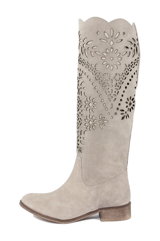 high boots EYE high boots side zipper pu thigh high boots