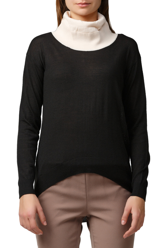 sweater Silvian Heach sweater [available with 10 11] sweater color white