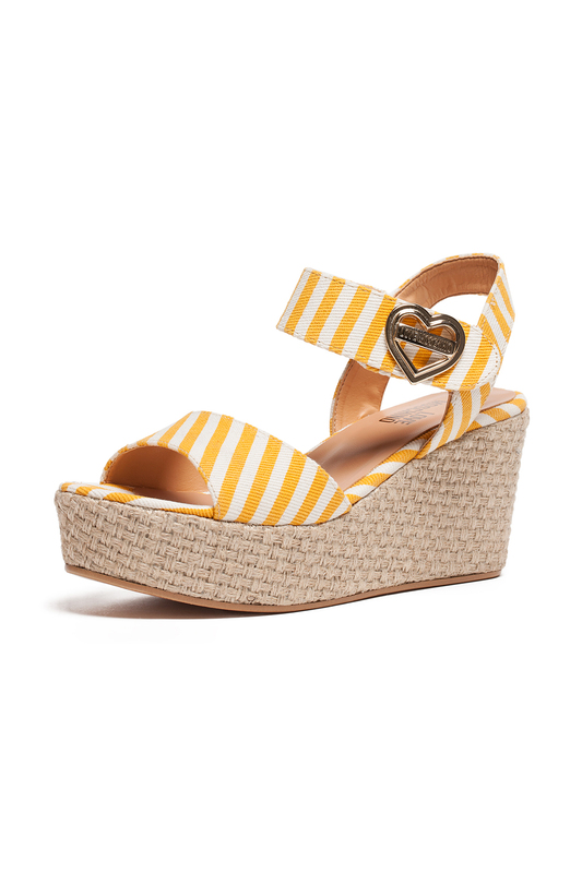 wedge sandals Love Moschino wedge sandals цена 2017