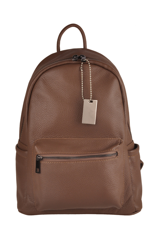Фото 1 - backpack MATILDE COSTA цвет brown