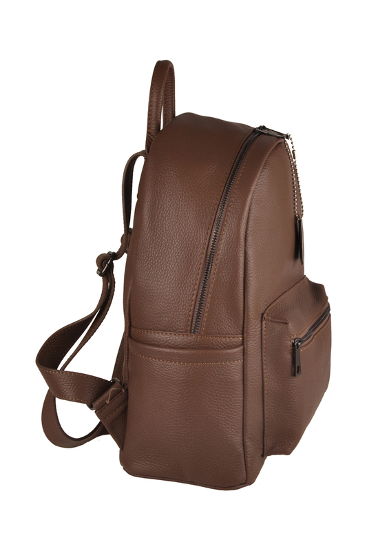 Фото 2 - backpack MATILDE COSTA цвет brown