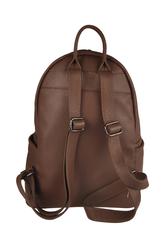 Фото 3 - backpack MATILDE COSTA цвет brown