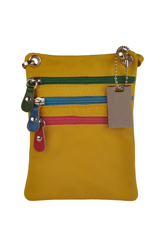Купить bag MATILDE COSTA цвет yellow