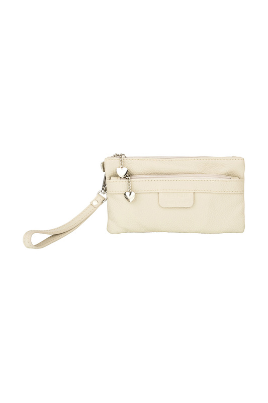 clutch WOODLAND LEATHER
