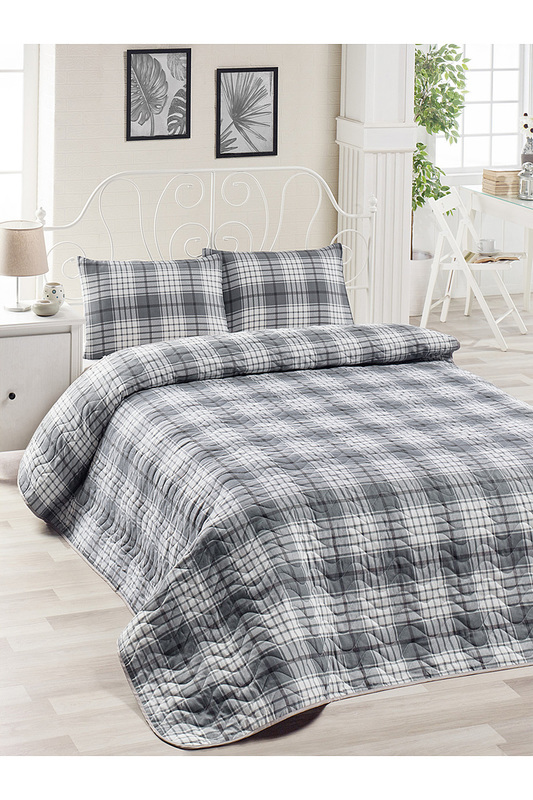 Single Bedspread Set ENLORA HOME Single Bedspread Set