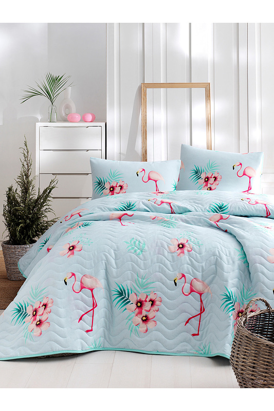 Double Bedspread Set ENLORA HOME Double Bedspread Set