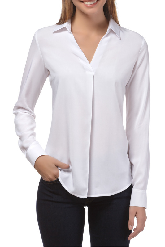 blouse Vincenzo Boretti blouse blouse angel