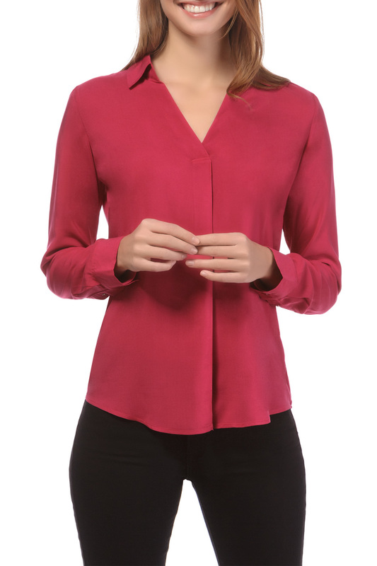 blouse Vincenzo Borettiblouse