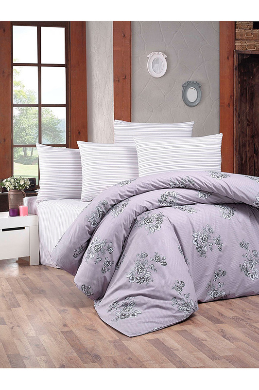 Single Quilt Cover Set, 1,5 sp Victoria Single Quilt Cover Set, 1,5 sp