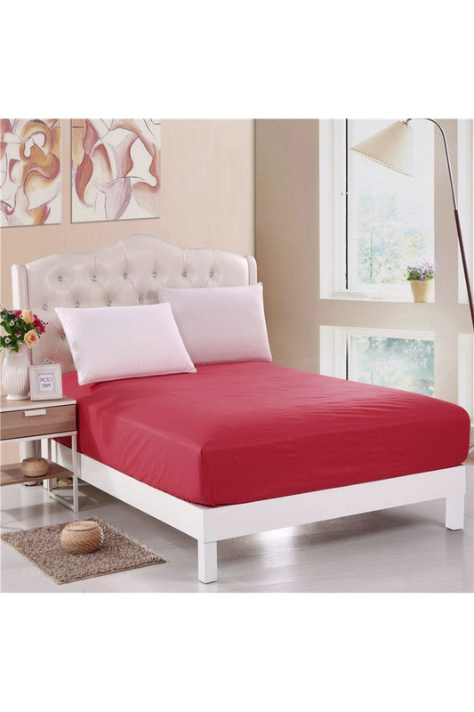 single fitted sheet, 100x200 ENLORA HOME single fitted sheet, 100x200