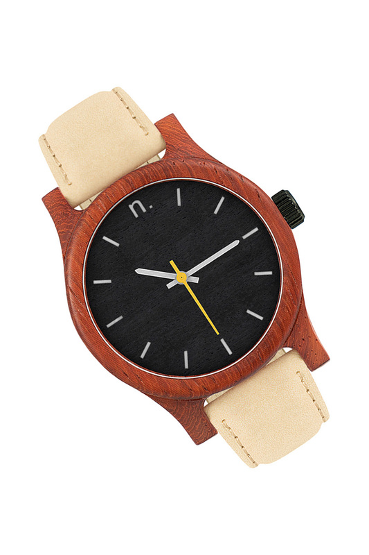 Фото - watch NEAT цвет beige, brown, black
