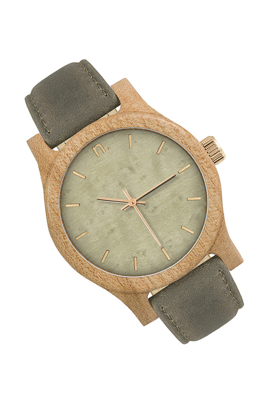 Фото - watch NEAT цвет green, light brown