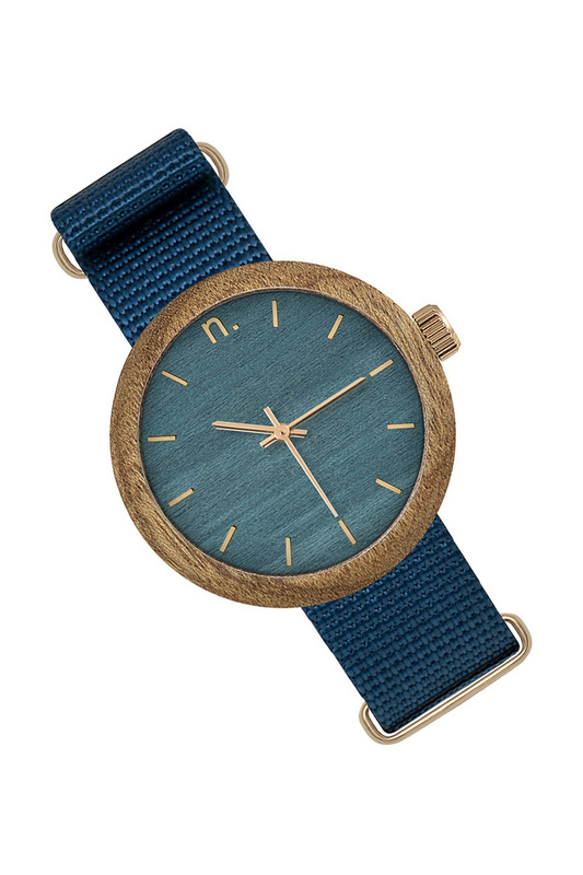 Фото - watch NEAT цвет blue, brown