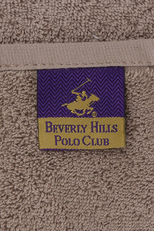 set of towels, 4 pieces Beverly Hills Polo Club set of towels, 4 pieces