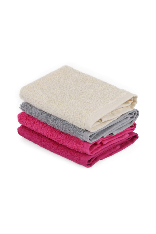 set of towels, 4 pieces Beverly Hills Polo Club set of towels, 4 pieces недорого