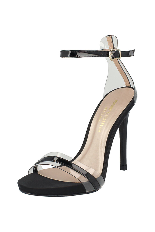 high heels sandals ROBERTO BOTELLA high heels sandals karinluna big size 34 43 pointed toe roman style women pumps sexy ankle strap rivets high heels woman summer party shoes