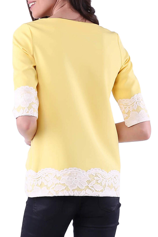 BLOUSE COLOUR MIST BLOUSE