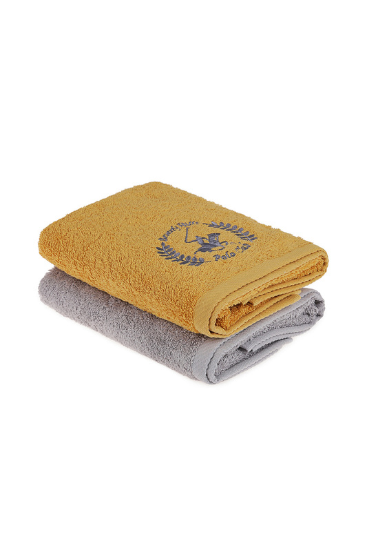 Hand Towel Set, 2 Pieces Beverly Hills Polo Club Hand Towel Set, 2 Pieces bath towel set 2 pieces soft kiss bath towel set 2 pieces