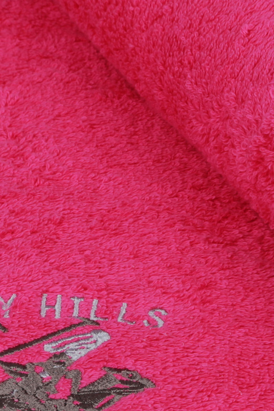 Bath Towel Set, 2 Pieces Beverly Hills Polo Club Bath Towel Set, 2 Pieces