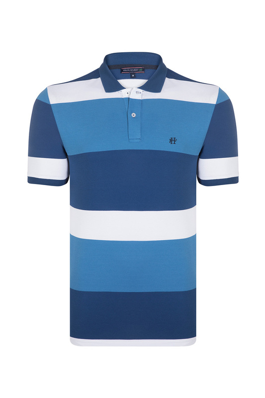 polo t-shirt FELIX HARDY polo t-shirt