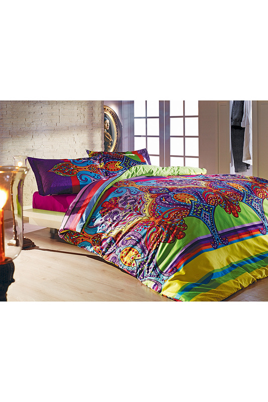 Single Quilt Cover Set Turkiz Single Quilt Cover Set