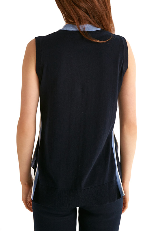 jumper without sleeves RODIER jumper without sleeves